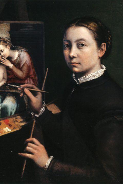 #04: Una mujer pintora? (también las mujeres juegan al ajedrez)