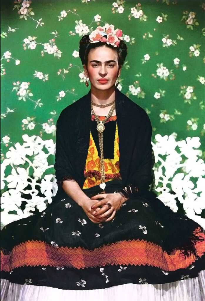 Frida Kahlo - Photo by Nick Murry