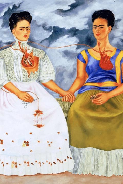 Artistas Mujeres Frida Kahlo