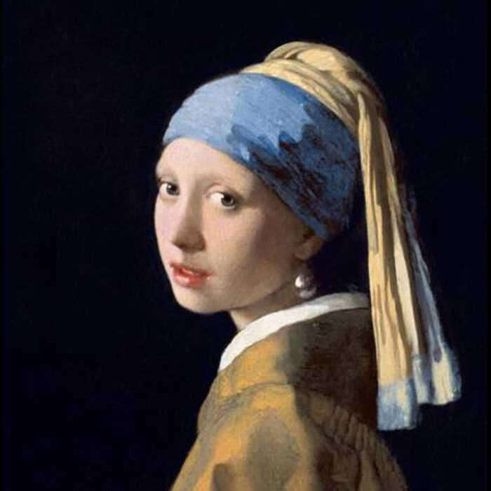 Vermeer perla