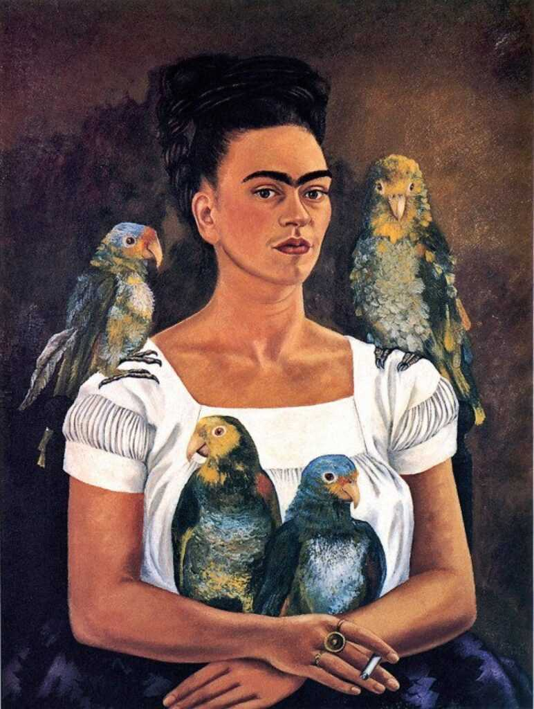 Frida Kahlo Artista Mujer