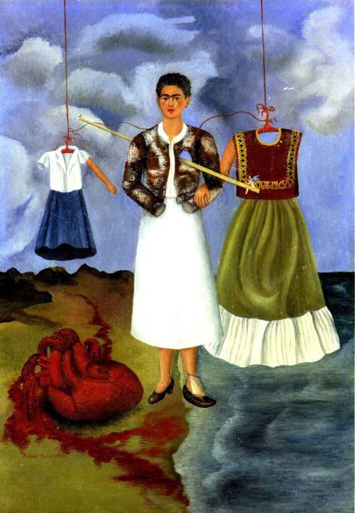 Frida Kahlo - Memorias del Corazon
